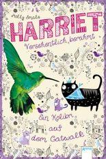 Harriet - versehentlich berühmt: Ein Kolibri auf dem Catwalk