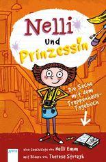 Nelli und Prinzessin. Die Sache mit dem Treppenhaus-Tagebuch