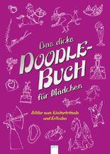 Das dicke Doodle-Buch für Mädchen