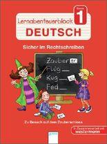 Lernabenteuerblock - Klasse 1 Deutsch