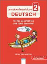 Lernabenteuerblock Klasse 2 Deutsch