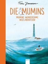 Die Mumins (8). Mumins wundersame Inselabenteuer
