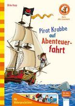 Pirat Krabbe auf Abenteuerfahrt