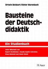 Bausteine der Deutschdidaktik