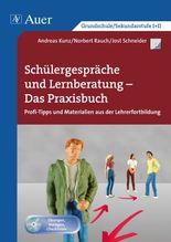 Schülergespräche und Lernberatung - Das Praxisbuch, m. CD-ROM