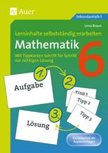 Lerninhalte selbstständig erarbeiten, Mathematik 6