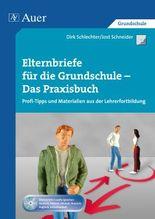 Elternbriefe für die Grundschule - Das Praxisbuch, m. CD-ROM
