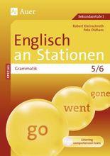 Englisch an Stationen SPEZIAL Grammatik 5-6