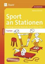 Sport an Stationen SPEZIAL - Turnen