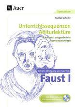 Johann Wolfgang von Goethe Faust I