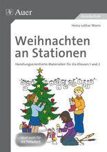 Weihnachten an Stationen 1-2