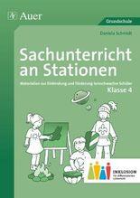 Sachunterricht an Stationen 4 Inklusion