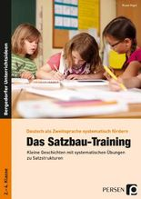 Das Satzbau-Training