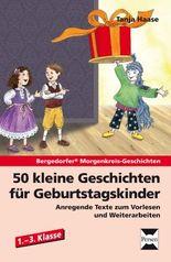 50 kleine Geschichten für Geburtstagskinder
