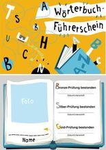 Wörterbuch - Klassensatz Führerscheine