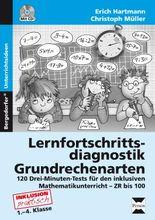 Lernfortschrittsdiagnostik: Grundrechenarten, m. CD-ROM
