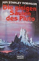 Die eisigen Säulen des Pluto