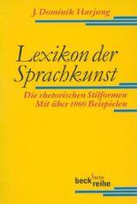 Lexikon der Sprachkunst