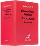 Internationale Verträge, Europarecht. Rechtsstand: 1. November 2007 / Internationale Verträge - Europarecht