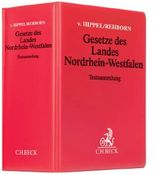 Gesetze des Landes Nordrhein-Westfalen
