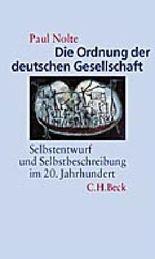 Die Ordnung der deutschen Gesellschaft