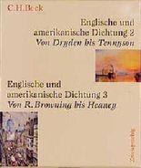 Englische und amerikanische Dichtung Gesamtwerk