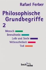 Philosophische Grundbegriffe 2