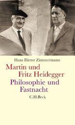 Martin und Fritz Heidegger