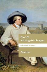 Die 101 wichtigsten Fragen - Goethe