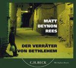 Der Verräter von Bethlehem, 4 Audio-CDs