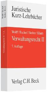 Verwaltungsrecht Bd. 2