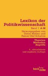 Lexikon der Politikwissenschaft Bd. 1: A-M