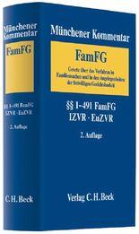 Münchener Kommentar zum FamFG §§ 1-491 FamFG, IZPR/EuZPR in Familiensachen