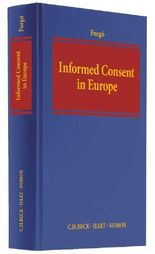 Law and Ethics of Informed Consent