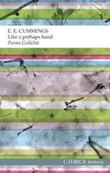 Like a perhaps hand: Poems. Gedichte (textura)