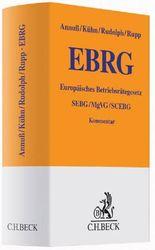 Europäisches Betriebsräte-Gesetz (EBRG)