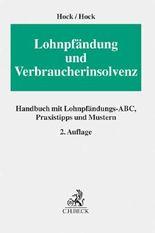 Handbuch der Lohnpfändung
