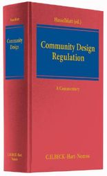 Community Design Regulation Commentary