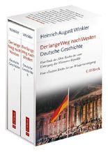 Der lange Weg nach Westen - Deutsche Geschichte I und II