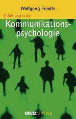 Einführung in die Kommunikationspsychologie