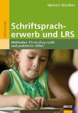 Schriftspracherwerb und LRS