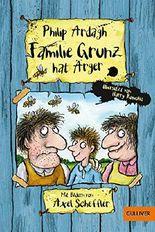 Familie Grunz hat Ärger: Übersetzt von Harry Rowohlt. Mit Illustrationen von Axel Scheffler
