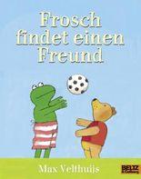Frosch findet einen Freund