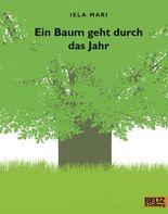 Ein Baum geht durch das Jahr
