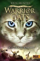 Warrior Cats - Der Ursprung der Clans: Der erste Kampf