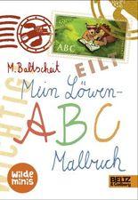 Mein Löwen-ABC Malbuch