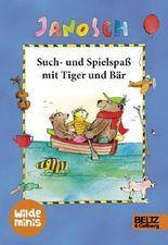 Such- und Spielspaß mit Tiger und Bär - VE 5 Ex.