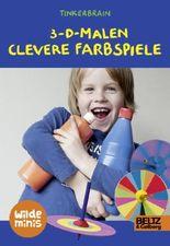3-D-Malen. Clevere Farbspiele - VE 5 Ex.