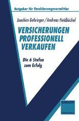 Versicherungen professionell verkaufen