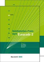 Stahlbetonbau-Praxis nach Eurocode 2, 2 Bde.